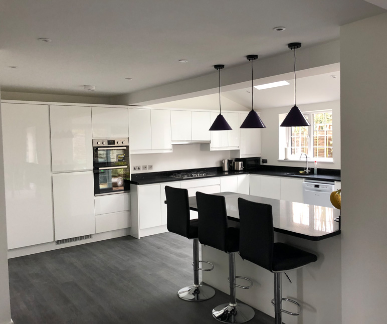 Home Extensions in High Wycombe
